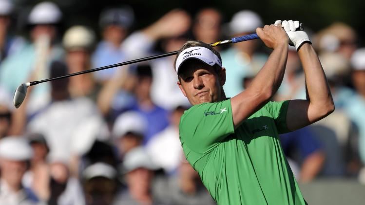 PGA: The Players Championship-Second Round