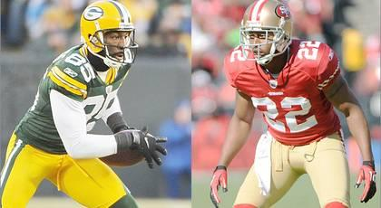 Classic collision course: 49ers vs. Packers