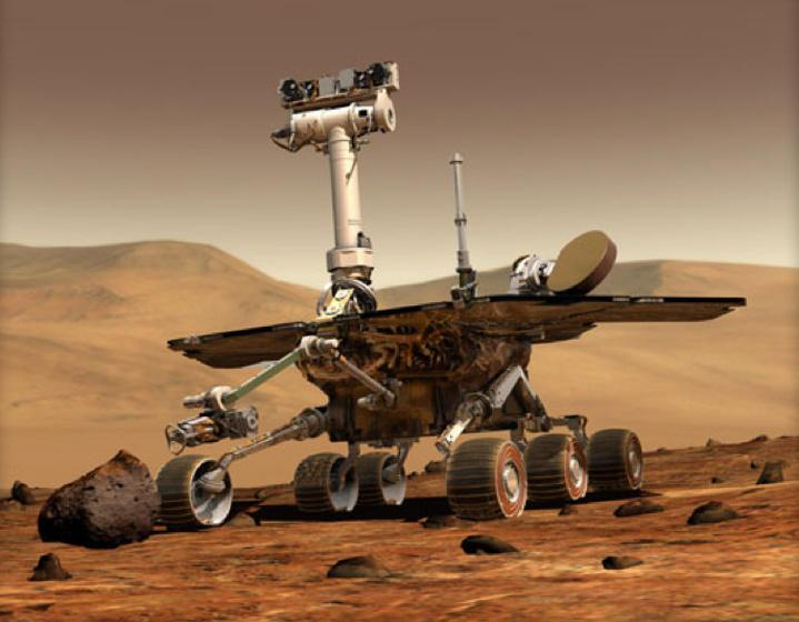 Opportunity runs marathon on Mars, only takes 11 years