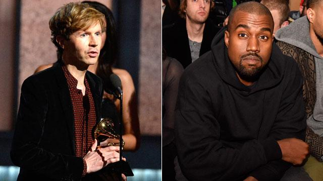 Kanye West Tweets Out Apologies to Beck and Bruno Mars