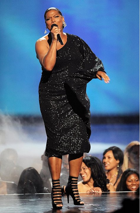 Queen Latifah BET Awards