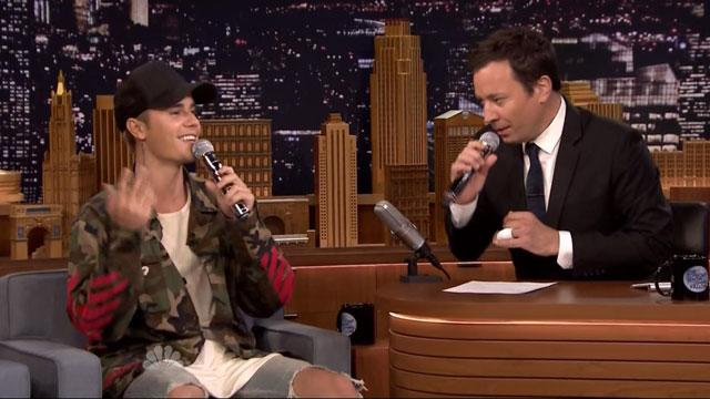 7 'Tonight Show' Moments That Made Us Love Justin Bieber All Over Again