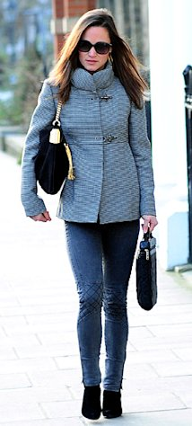 1327096314 pippa middleton 240 Pippa Middletons $2,100 Gucci Bag: All the Details!