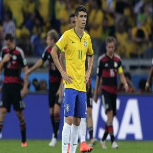 Germany Crushes Brazil in 7-1 Win at World Cup
