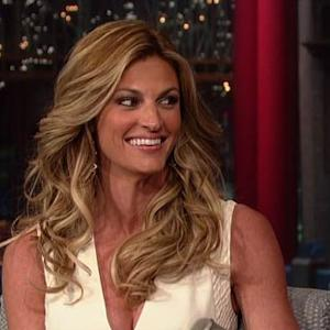 Erin Andrews' Childhood Crush