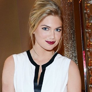 Kate Upton Q&A From New Orleans