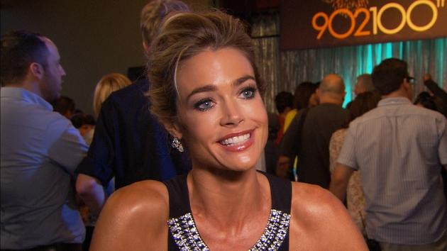 Denise Richards Dishes On 90210's 100th Episode  -- Access Hollywood