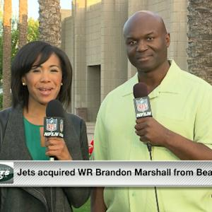 New York Jets head coach Todd Bowles on drafting a QB: We'll take the best player available