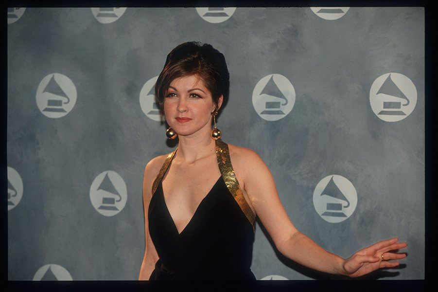 At the 1991 Grammy Awards