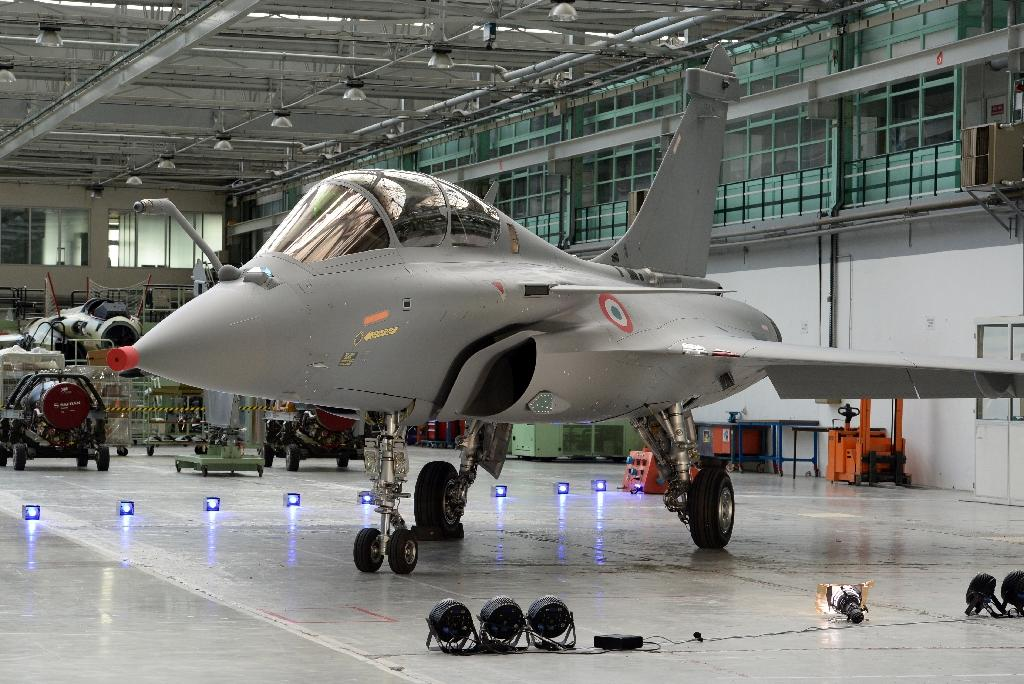 French Mideast policy helped Rafale jet sales: experts