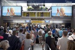 JCDecaux Launches Giant Twin HD Digital Signs at John F. Kennedy International Airport in Partnership with LVMH Moet Hennessy Louis Vuitton