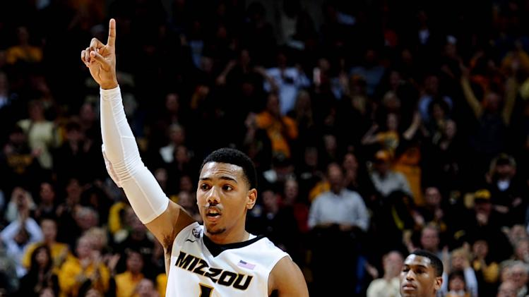 NCAA Basketball: Bucknell at Missouri
