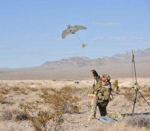 United States Army Awards $12 Million Contract for AeroVironment Wasp AE Small Unmanned Aircraft Systems on Behalf of United States Marine Corps