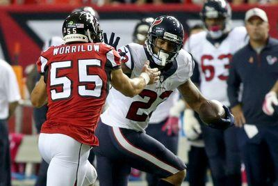 Fantasy football projections, Week 5: Colts-Texans featuring Donte Moncrief, Andrew Luck and Arian Foster
