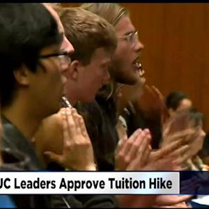 Tuition Going Up At University Of California