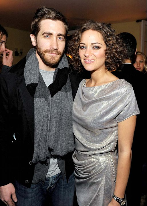 Gyllenhaal Cotillard Dior Party