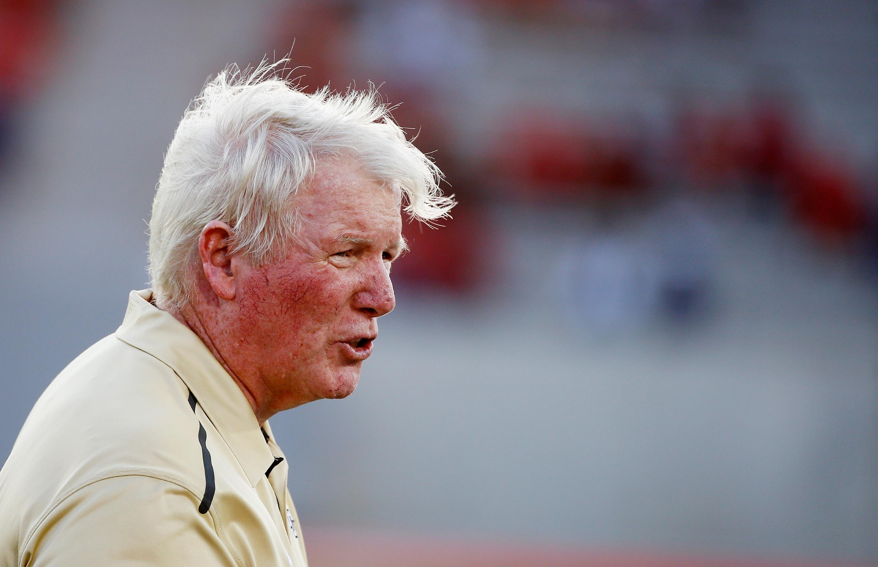 Report: George O'Leary wants to become UCF's full-time AD