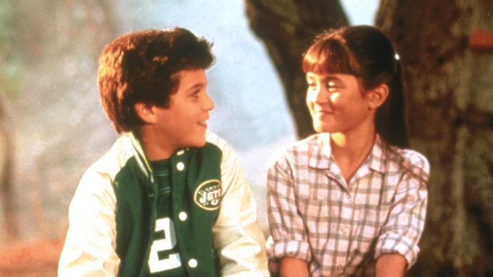 Kevin Arnold and Winnie Cooper (Wonder Years)