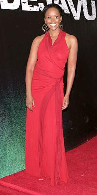 Erika Alexander at the New York premiere of Touchstone Pictures' Deja Vu