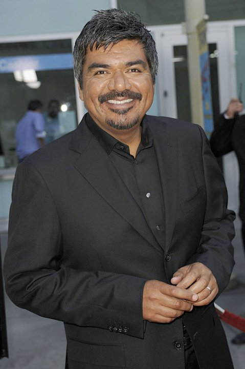 "George Lopez arrives at the premiere of Overture Films' ""Henry Poole Is Here"" at ArcLight Cinemas on August 7, 2008 in Los Angeles, California."