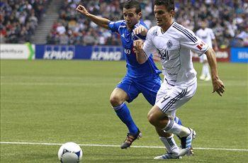 Montreal 0-0 Vancouver: Whitecaps hang on for scoreless draw