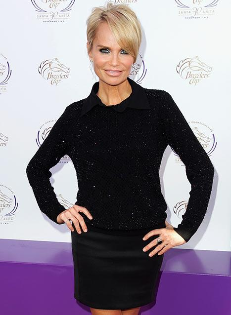 Kristin Chenoweth Says Her New Pixie Cut Was Inspired By Charlize Theron, Jenna Elfman