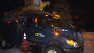 Hydro Québec has called for help from outside the province to help restore power to thousands across the province.