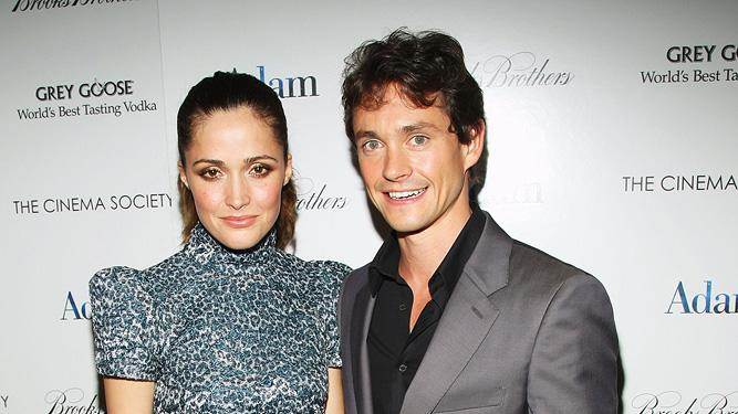 Adam NY Screening 2009 Rose Byrne Hugh Dancy