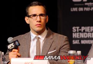Rory MacDonald Ready for UFC Title Fight at Any Time, but Doesn't Want to Sit on the Sidelines