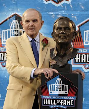 Bills to hold public memorial for Ralph Wilson