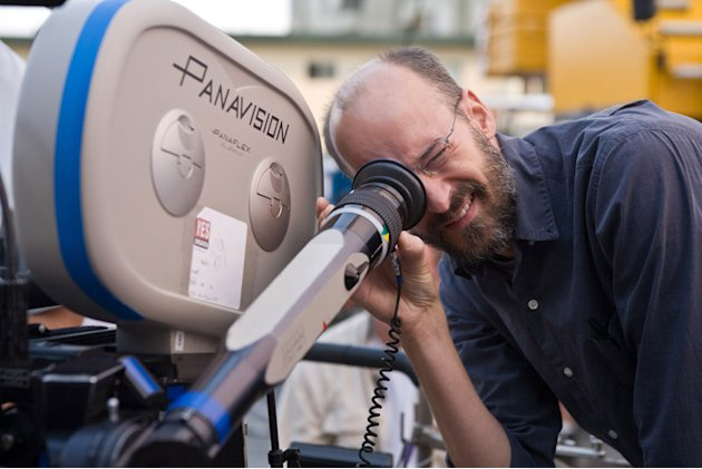 Director Peyton Reed Yes Man Production Stills Warner Bros. 2008