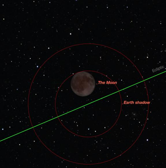 First Total Lunar Eclipse of 2015 on Saturday: A Skywatching Guide