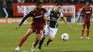Real Salt Lake confirm Alvaro Saborio will miss Western Conference Championship first leg