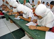 Proses belajar di madrasah