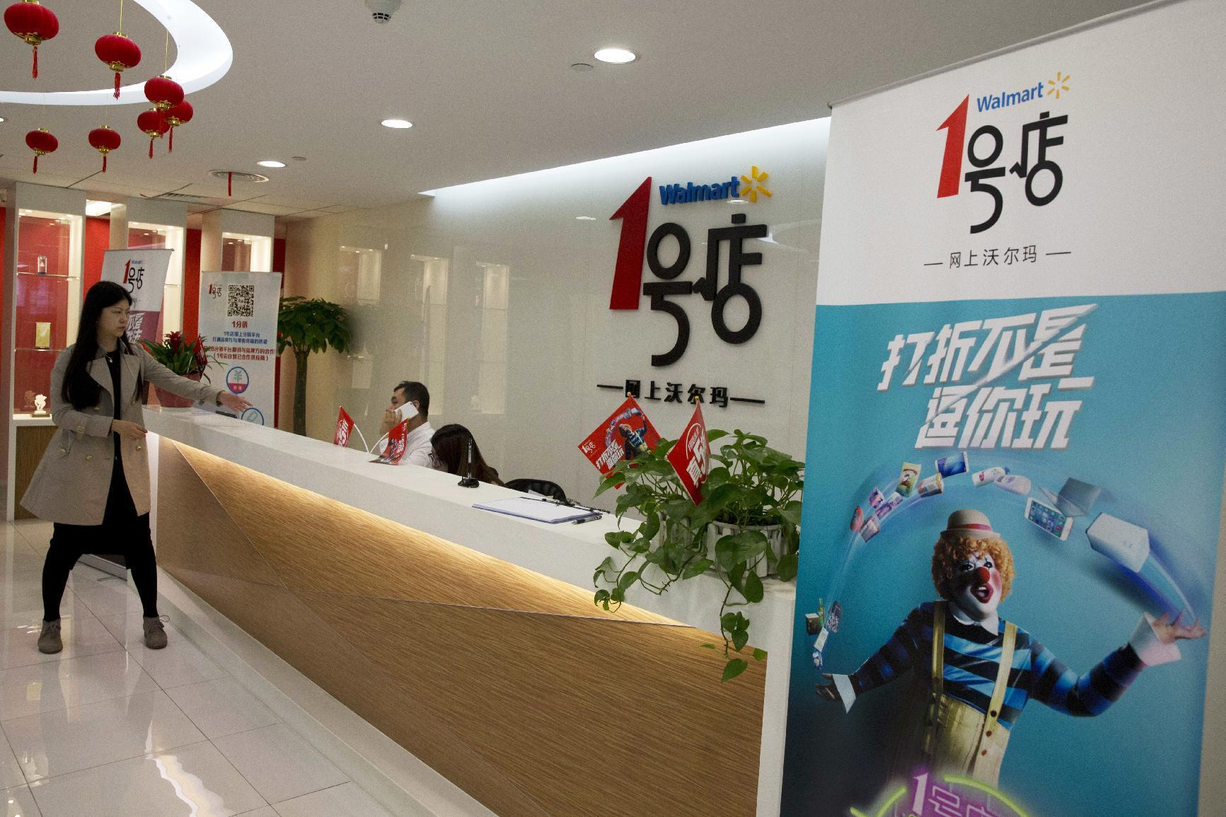 Wal-Mart, JD.com offer more choices ahead of Singles Day