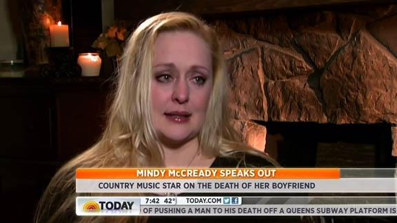 Mindy McCready Denies Killing Boyfriend