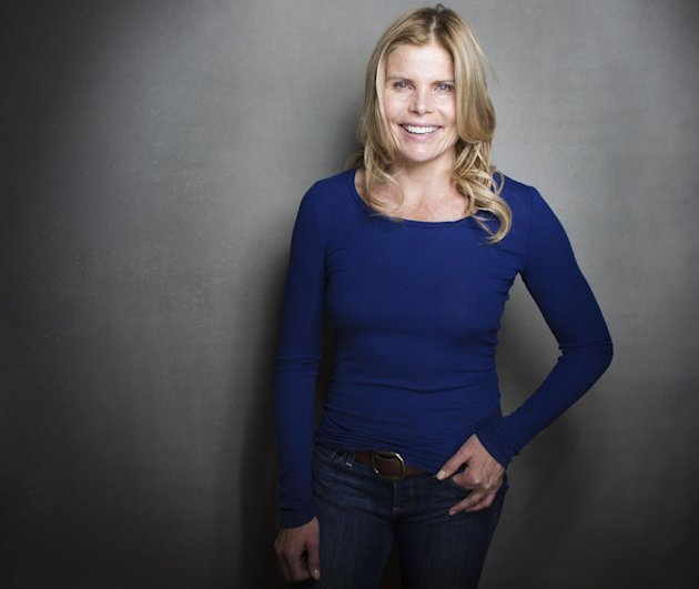 "Actress Mariel Hemingway from the film ""Running From Crazy"" poses for a portrait during the 2013 Sundance Film Festival on Sunday, Jan. 20, 2013 in Park City, Utah. (Photo by Victoria Will/Invision/AP"