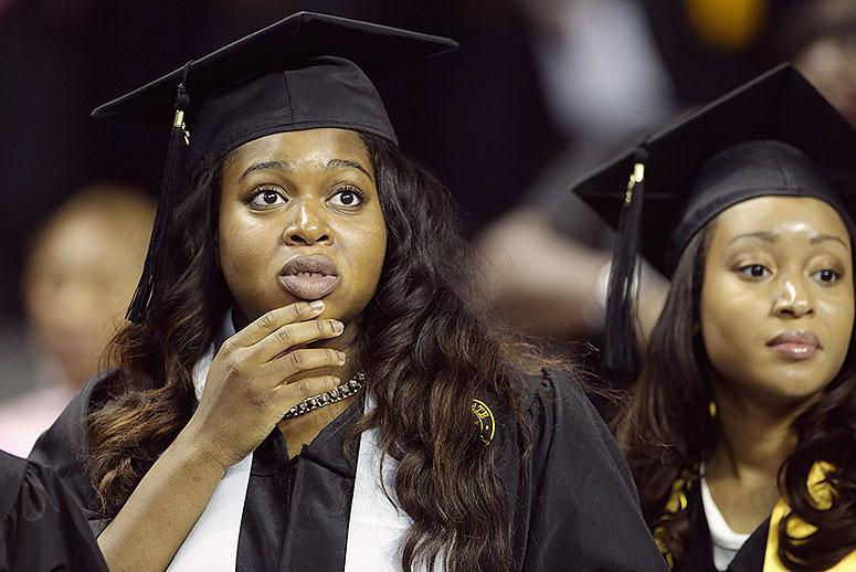 Why Aren't Black Students Picking Majors That Lead to High-Paying Jobs?