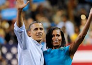 Michelle Obama aurait failli demander le divorce
