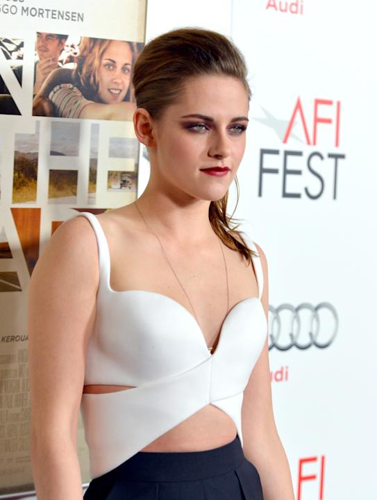 AFI FEST 2012 Presented By Audi -