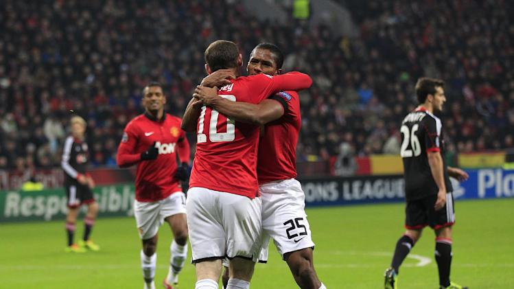 Real, Man United, PSG advance in Champions League
