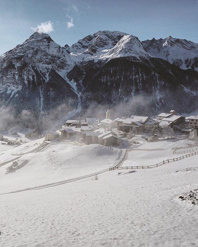Switzerland Is a Snowy Marvel According to This Instagram