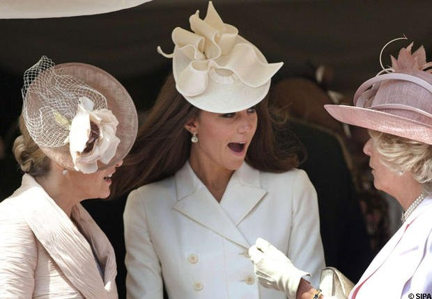 Kate Middleton : Le quotidien britannique Daily Mail rvle les projets de la future maman