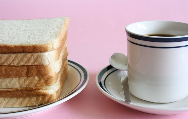 Bread is the most commonly eaten breakfast in Singapore. (Thinkstock photo)