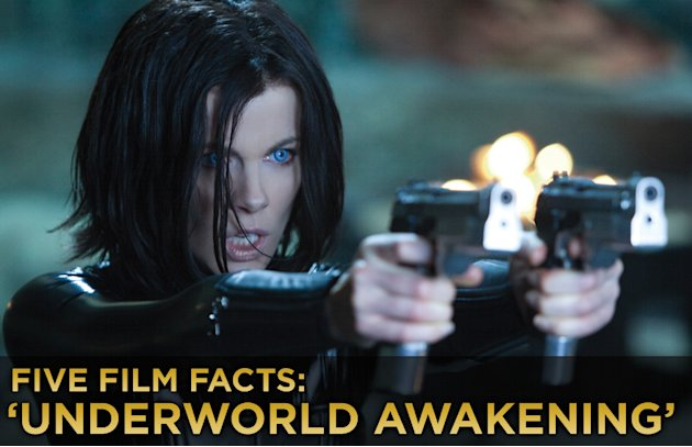 Five Film Facts Underworld Awakening