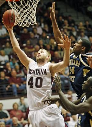 Selvig's FTs seal 57-47 victory for Montana