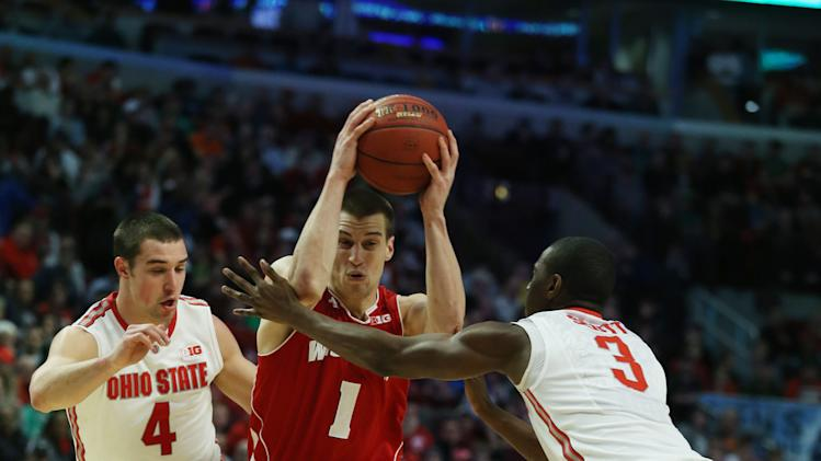 NCAA Basketball: Big Ten Tournament-Ohio State vs Wisconsin