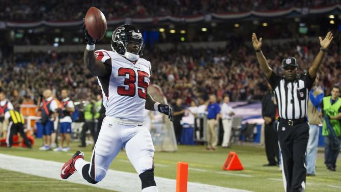 5 things to know as Falcons top Bills 34-31 in OT