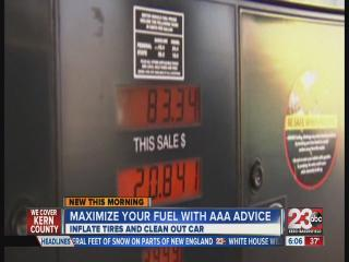 Maximize your fuel with AAA Advice