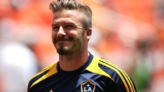 Saison 2012/2013: David Beckham, LA Galaxy